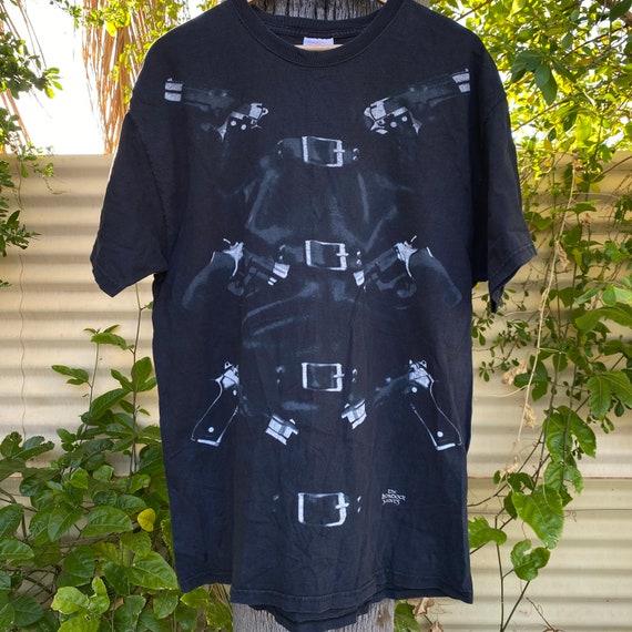 The Boondock Saints T Shirt Size XL Hanes Heavywei