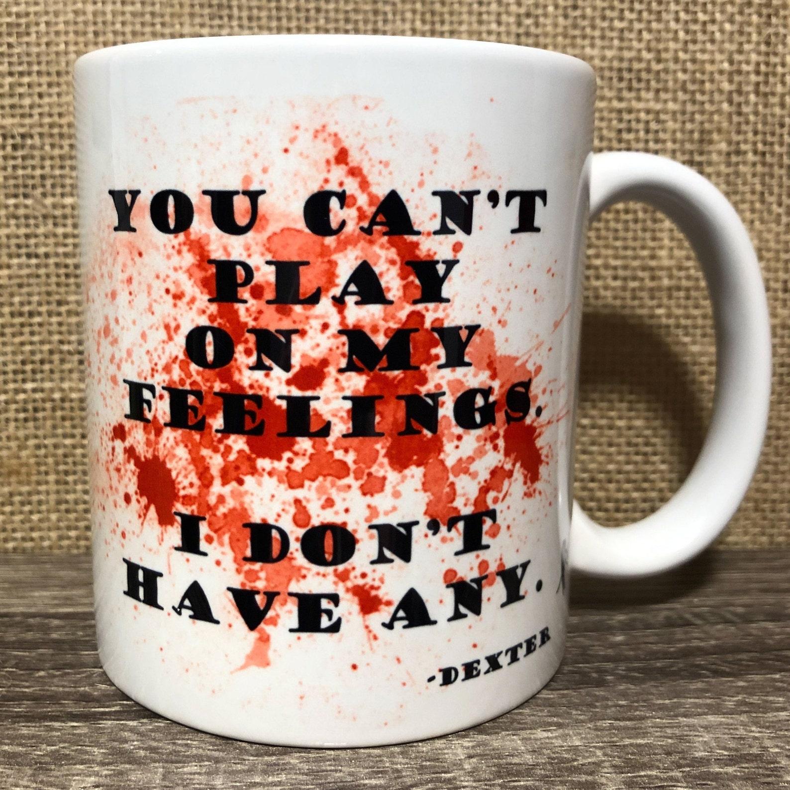 Dexter mug