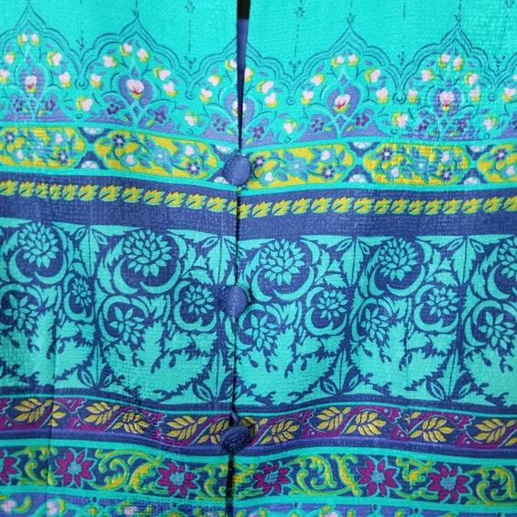 Papelle Petites VTG  Two-Piece Silk Suite 14P - image 2