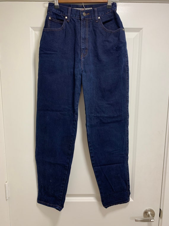 Vintage Levi's 900s 1980s Jeans High Rise Skinny … - image 2