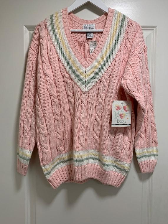 Vintage Pastel Sweater