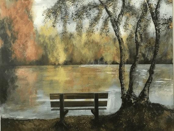 Lincoln Art Print, Hartsholme Park
