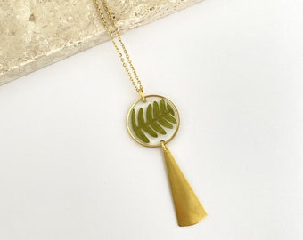 MILA - Gold necklace