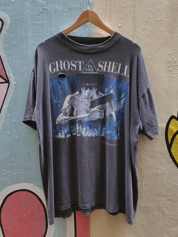Ghost in the Shell Vintage Tee | Fashion Victim Ta
