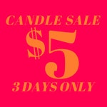 Fatbaby's 8oz. Candle Sale!!!