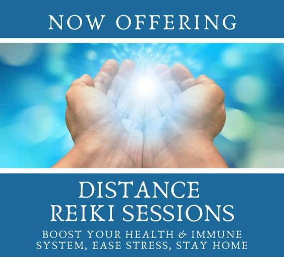 Same Day Distance Reiki l Healing and Balancing Virtual Reiki Session with Chakra Clearing by Reiki Master Teacher