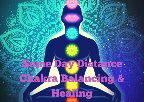Same Day Distance Chakra Session l Healing and Balancing Virtual Session with Chakra Clearing