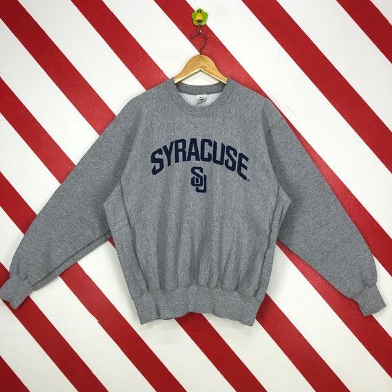 Vintage Syracuse University Sweatshirt Syracuse Cr
