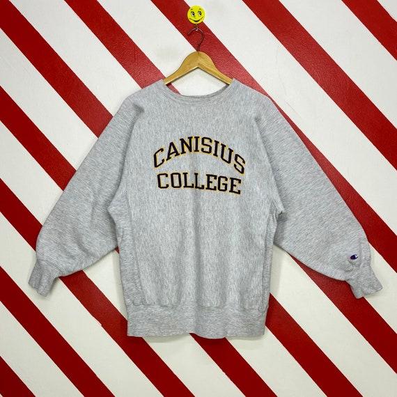Vintage 90s Canisius College Sweatshirt Canisius C