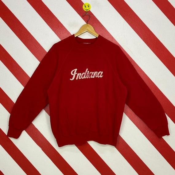 Vintage 90s Indiana University Sweatshirt Indiana
