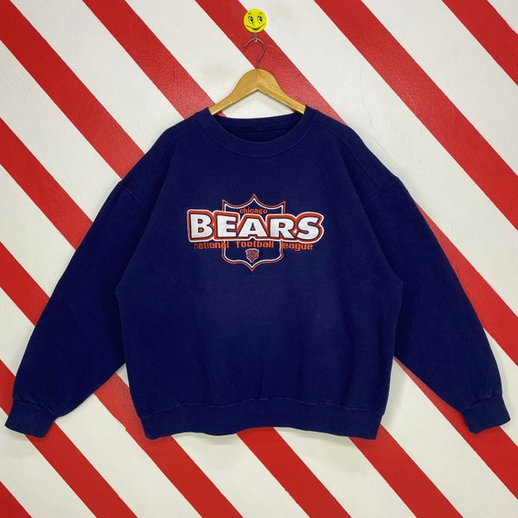 Vintage 90s Chicago Bears Sweatshirt Chicago Bears