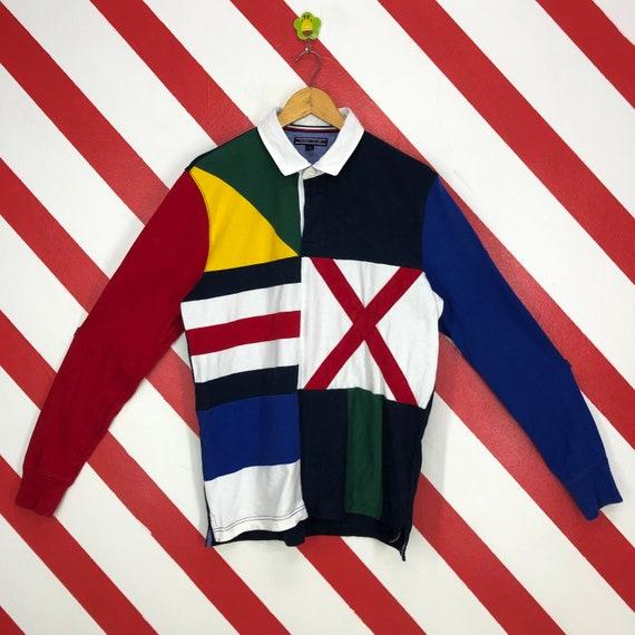 Vintage Tommy Hilfiger Sweatshirt Tommy Hilfiger C