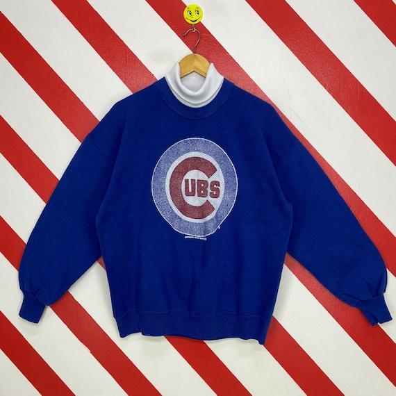 Vintage 90s Chicago Cubs Sweatshirt Chicago Cubs T