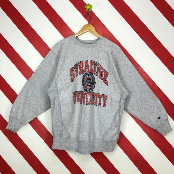 Vintage 90s Syracuse University Sweatshirt Syracus