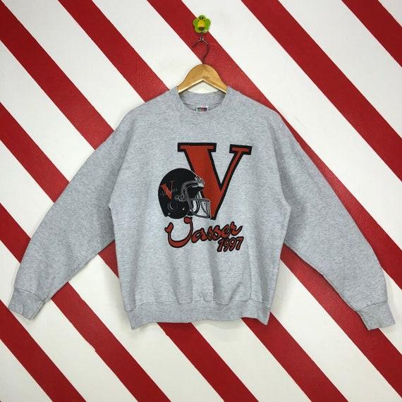Vintage 90s Vassar Vulcans Sweatshirt Vassar Vulca