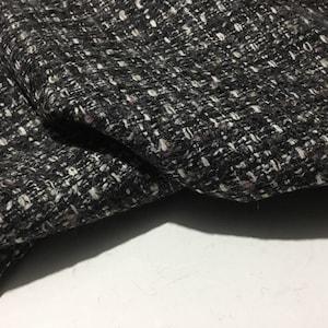 "NEW High Class Designer Multicoloured Wool Boucle Fabric 57"" 147cm"