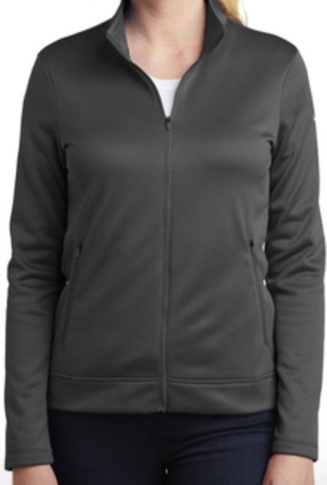 14 Nike Zip Up Thermal Women And Mens Custom With 4 Embroidery Locations