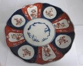 19th Century Japanese Imari porcelain Plate