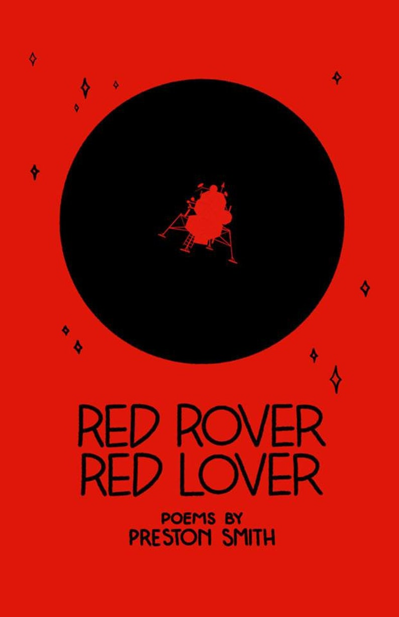 Red Rover Red Lover: Poems by Preston Smith Digital/PDF image 0