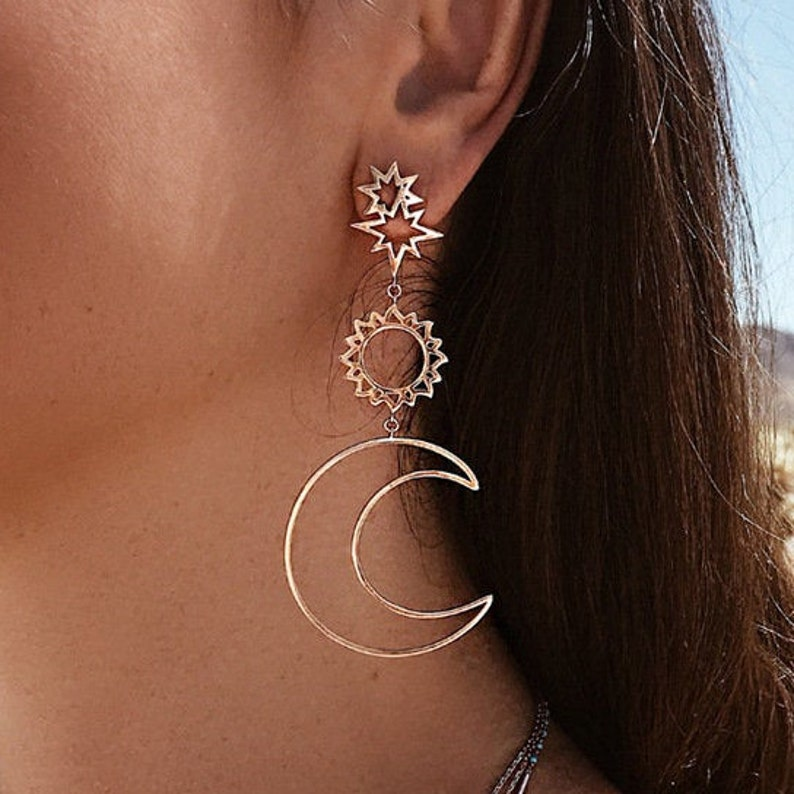 When the stars align earringz