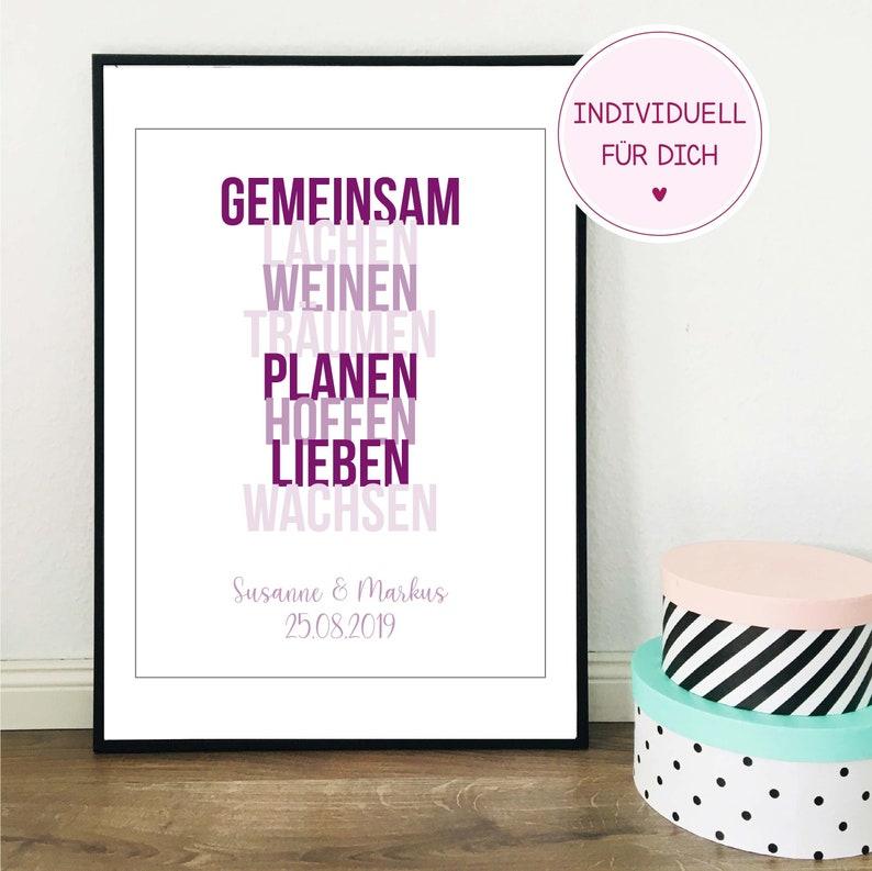 Poster HochzeitDekor 13   Etsy