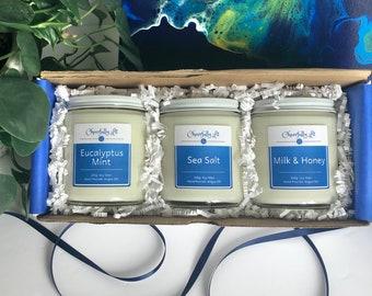 3 Candle Gift Set