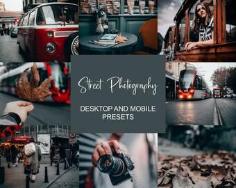 Lightroom Mobile Presets, Street Photography, Instagram Filter, Blogger Presets, VSCO Filter, iPhone Presets, Lightroom Presets