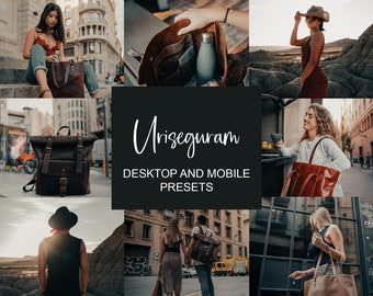 Lightroom Mobile Presets, Uriseguram, Instagram Filter, Blogger Presets, VSCO Filter, iPhone Presets, Lightroom Presets, Blogger