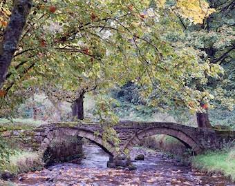 Packhorse Bridge, Wycoller