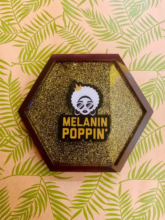Melanin Poppin set