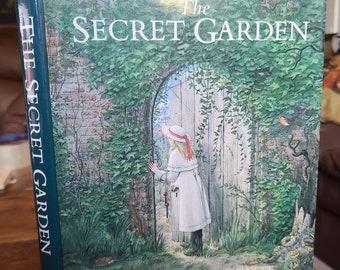 The Secret Garden. Frances Hodgson Burnett. First Edition Thus.