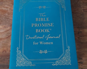 The Bible Promise Book Devotional Journal for Women. King James Version. Brand New.