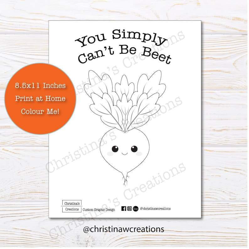 Boys Girls Kids Students Kawaii Food Animals Cute Colouring Pages Set of 5 All Ages Printable Fun Inspirational