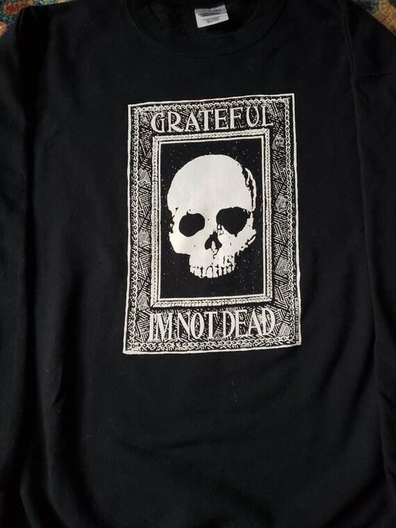Grateful Dead crewneck