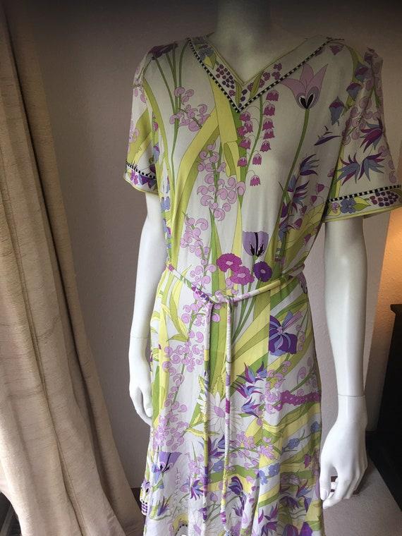 Averardo Bessi floral dress size M