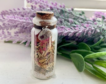 Spell Container for Activating Your Third Eye