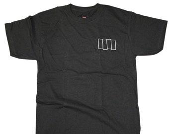 Black Flag Black Bars Shirt Fully Licensed Punk Rock