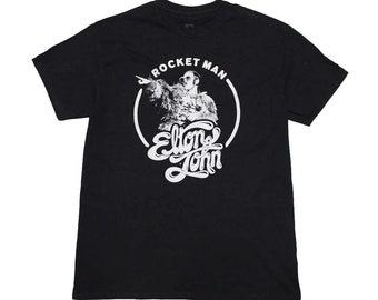 GEEK TEEZ Rocket Man Tribute Youth Girls T-Shirt