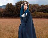 Renaissance gown women. Medieval dress, fantasy dress. For Halloween or larp