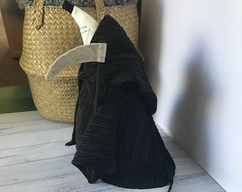 Grimm Reaper Dormouse Doorstop, Halloween or Gothic Decor Doorstopper