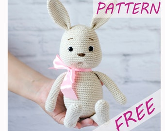 20 Free Amigurumi Patterns to Melt Your Heart | 270x340