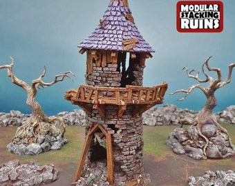 AoS Fantasy Terrain - Hermit Tower