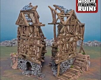 AoS Fantasy Terrain - Mayor's Townhouse