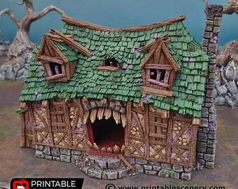 AoS Fantasy Terrain - Mimic House