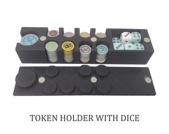 ASOIAF Token and Dice Holder
