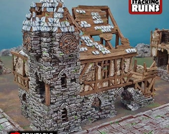 AoS Fantasy Terrain - Burgomaster's Office
