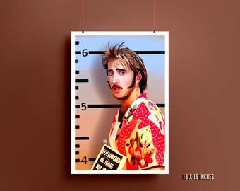 Raising Arizona Print | Nicolas Cage