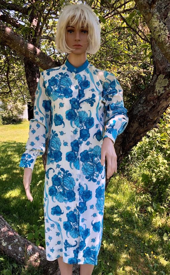 1960s Italian Dress