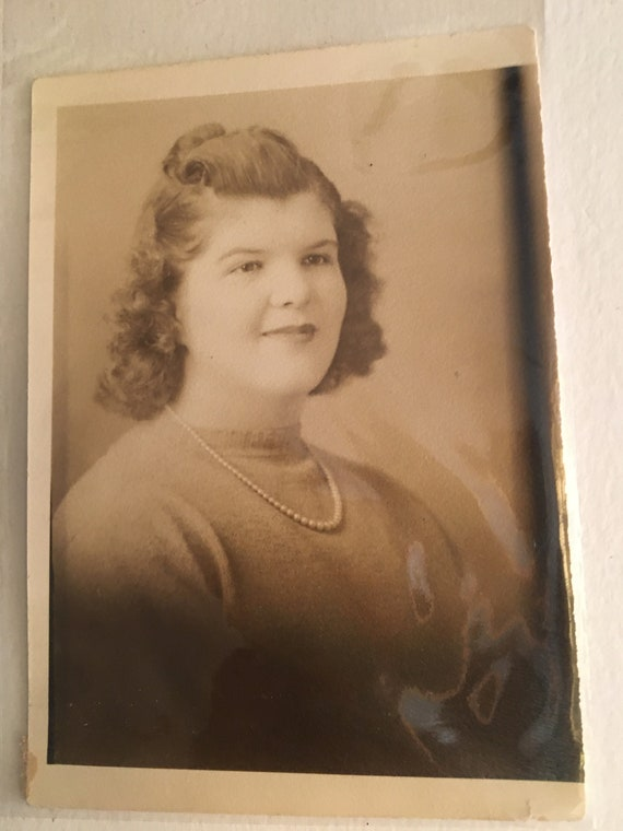 3 Antique Young Lady Girl Cabinet Photos Vintage Sepia Photo