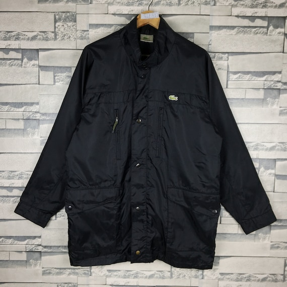 LACOSTE Light Jacket Medium Vintage 90s Lacoste Sp